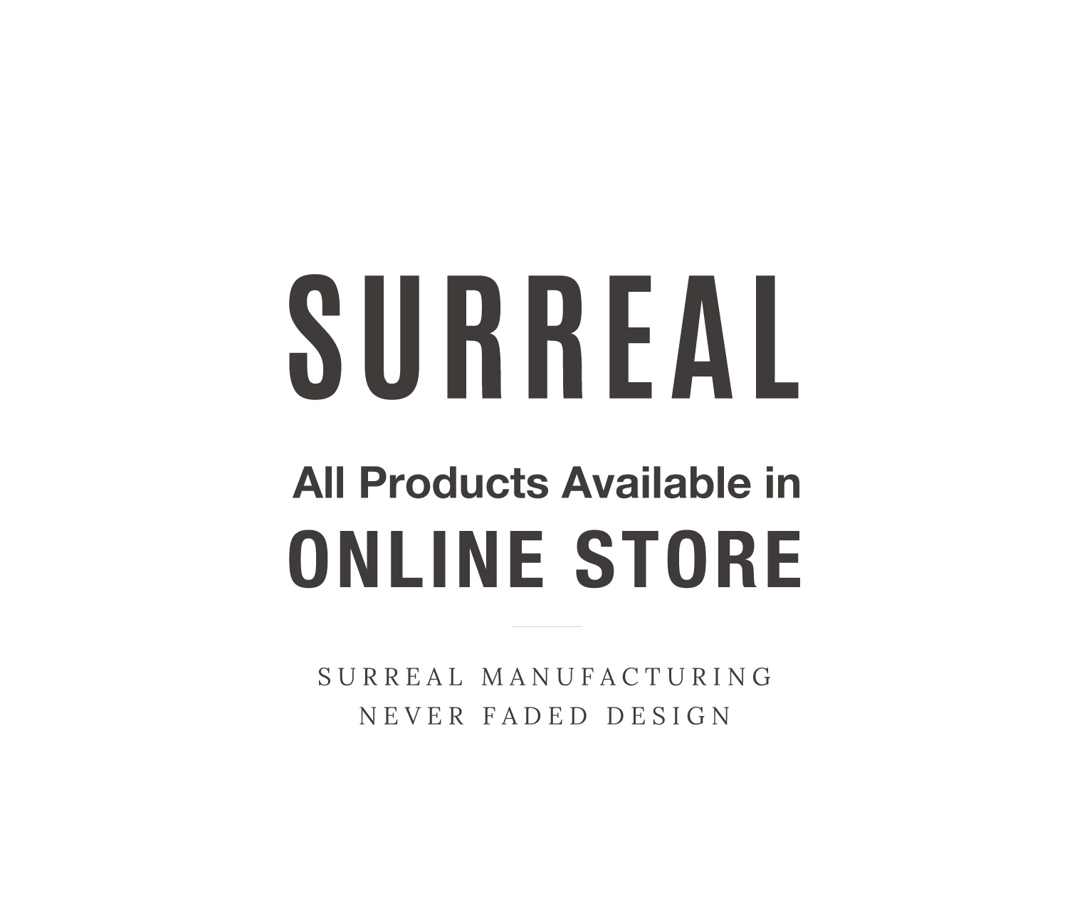 SURREAL ONLINE STORE