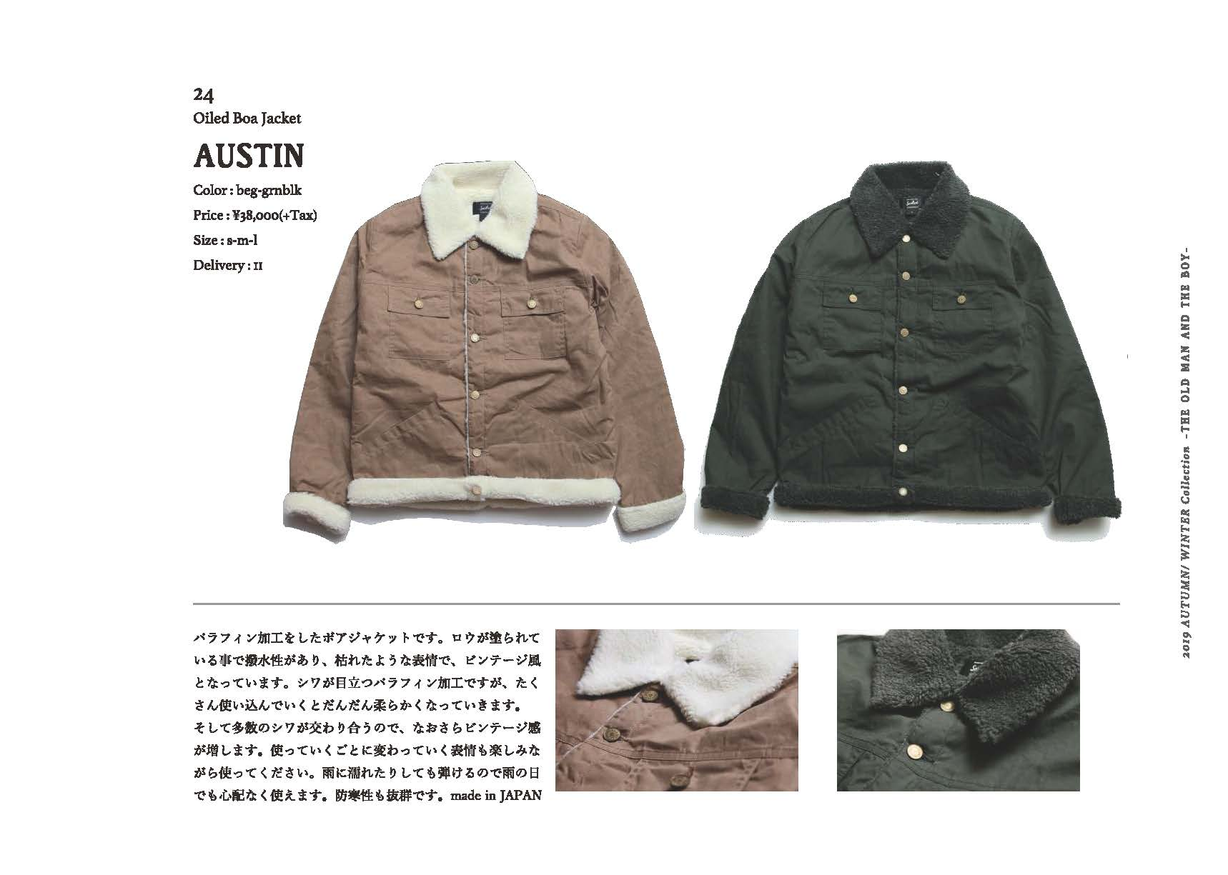 CATALOG | 2019 AUTUMN/WINTER COLLECTION