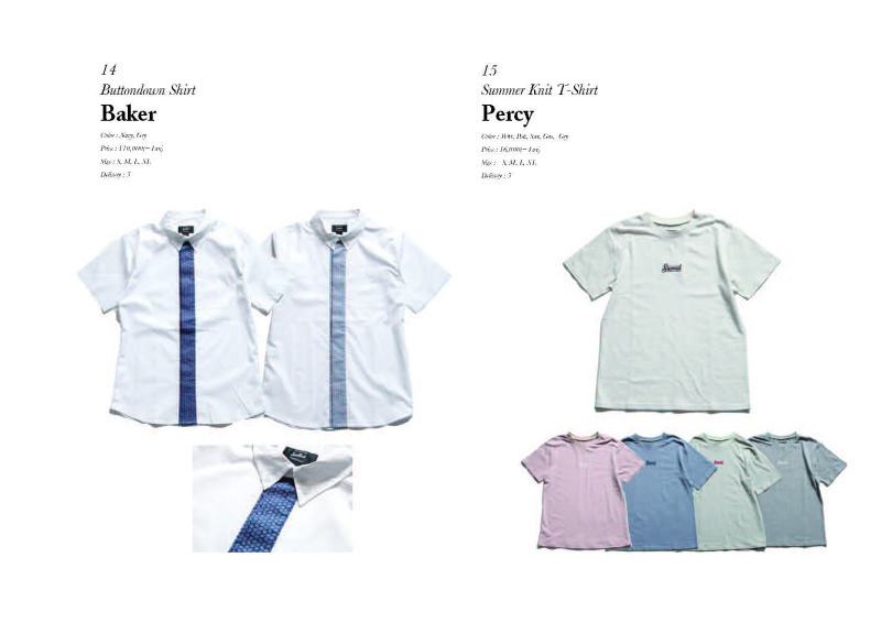 CATALOG | 2019 SUMMER COLLECTION