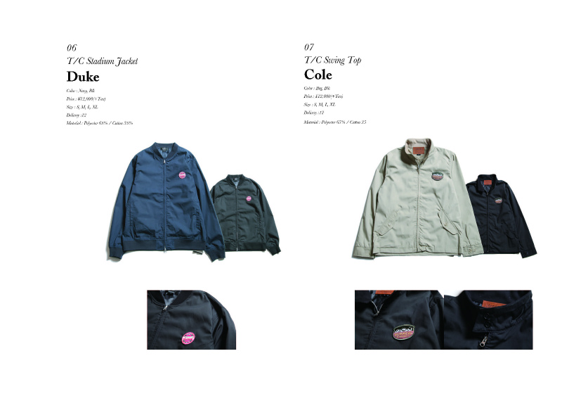 CATALOG | 2019 SPRING COLLECTION